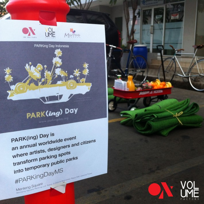 parking day 2014